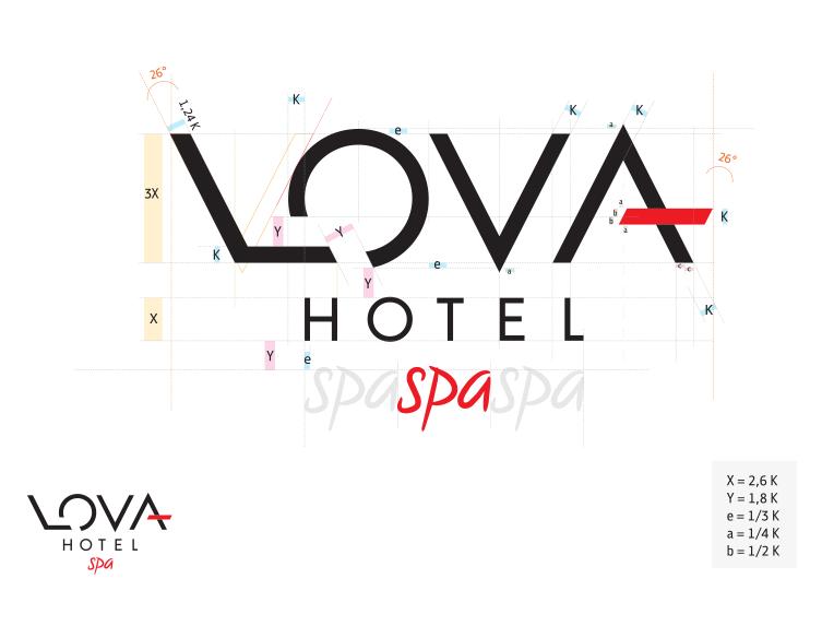 Hotel Projesi Logo ve Kurumsal Kimlik Tasarımı Detay